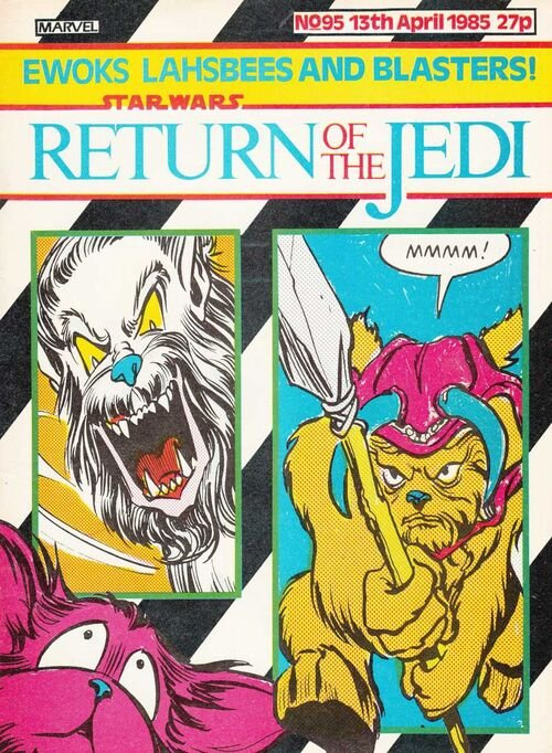 Return of the Jedi Weekly #95