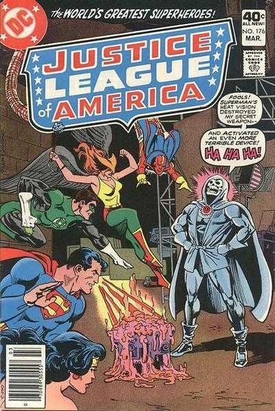 Justice League of America #176