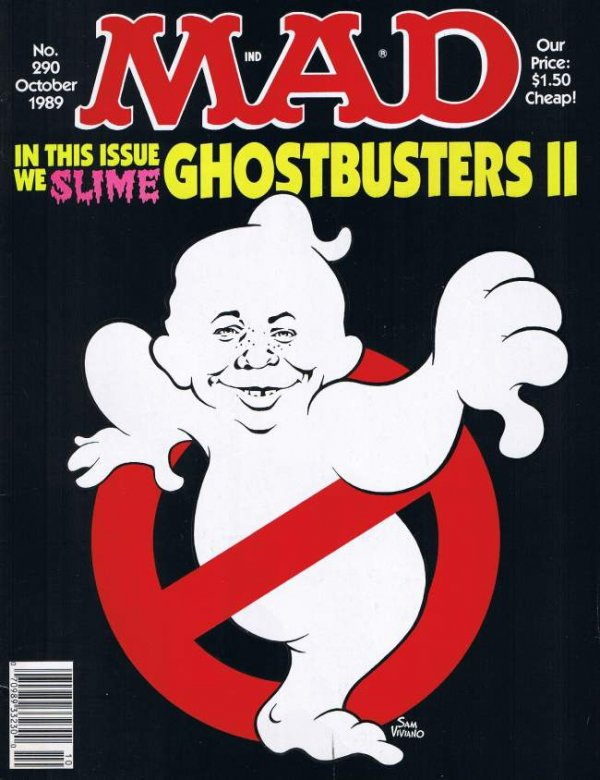 Mad Magazine #290