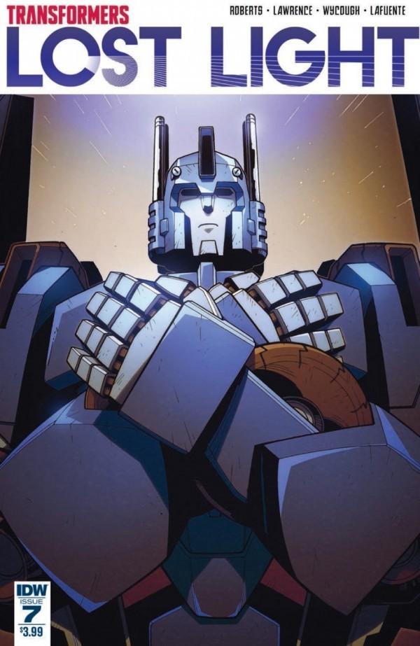 Transformers: Lost Light #7