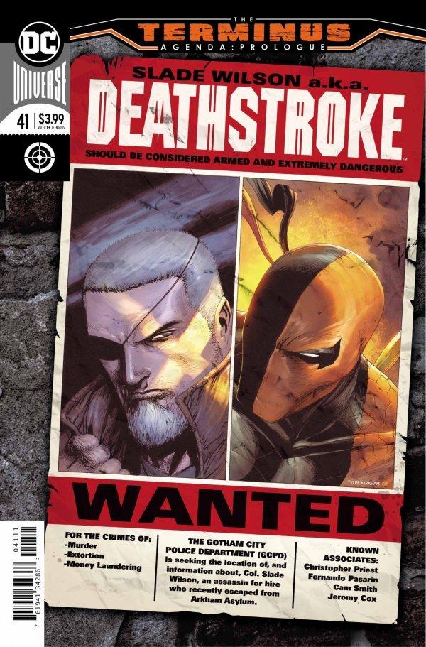 Deathstroke #41