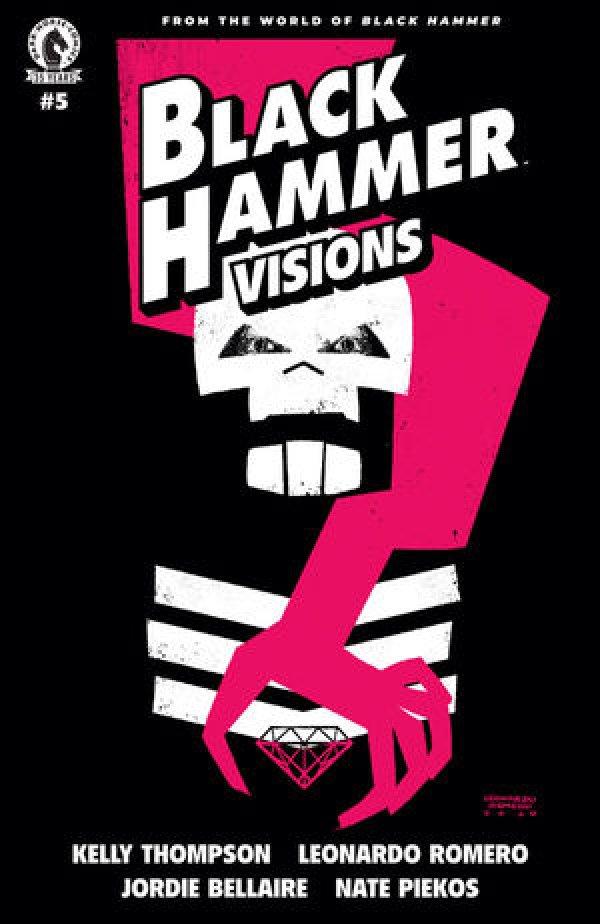 Black Hammer: Visions #5