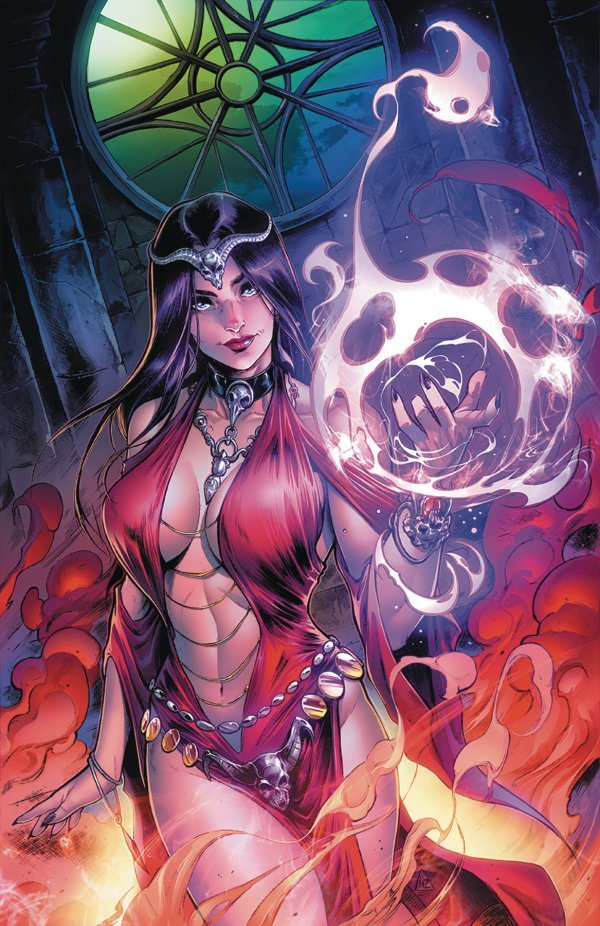 Grimm Fairy Tales #37