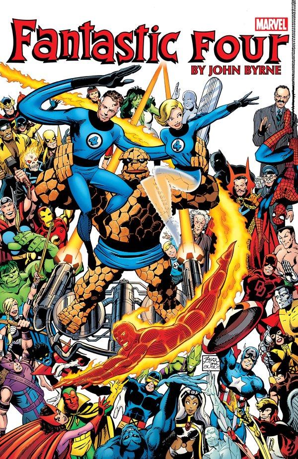 Fantastic Four By John Byrne Omnibus Vol. 1 HC