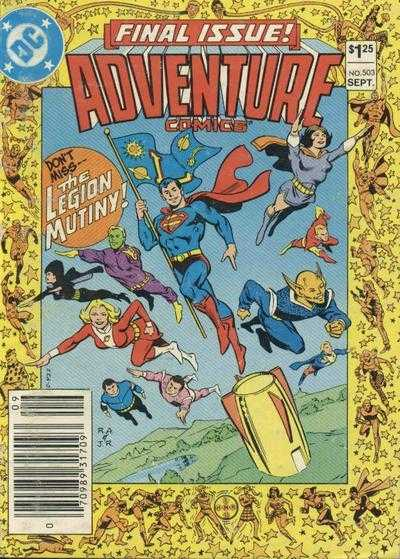Adventure Comics #503