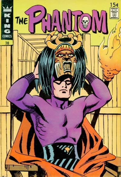 The Phantom #28