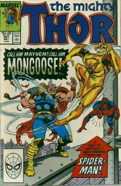 The Mighty Thor #391