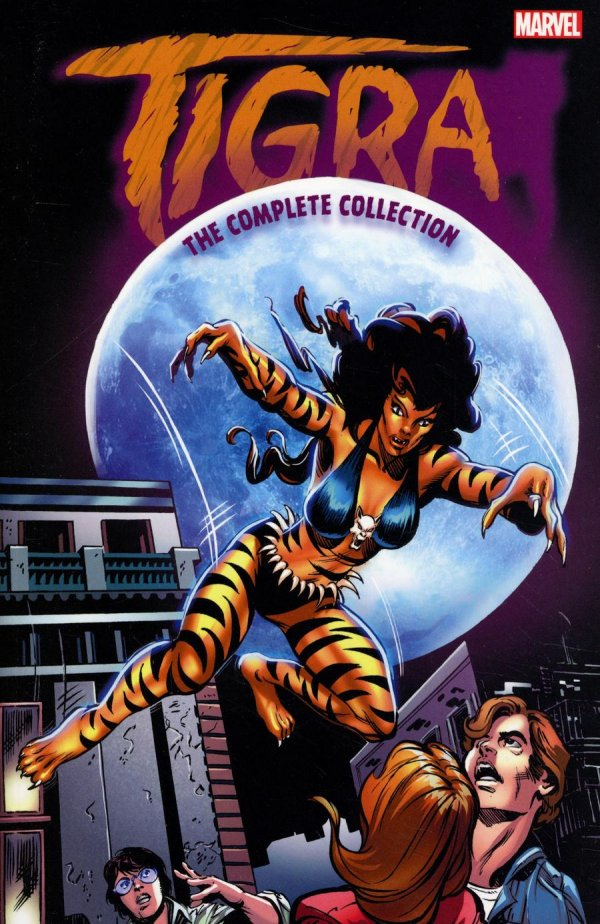 Tigra: The Complete Collection TP
