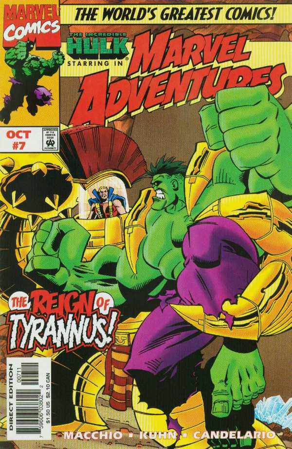 Marvel Adventures #7