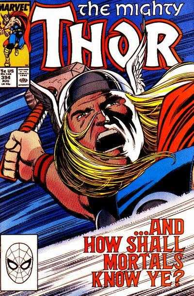 The Mighty Thor #394