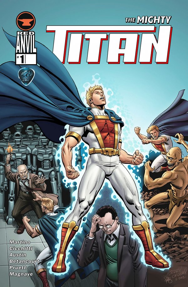 The Mighty Titan #1