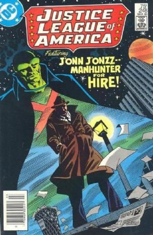 Justice League of America #248