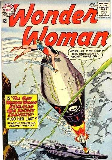 Wonder Woman #139