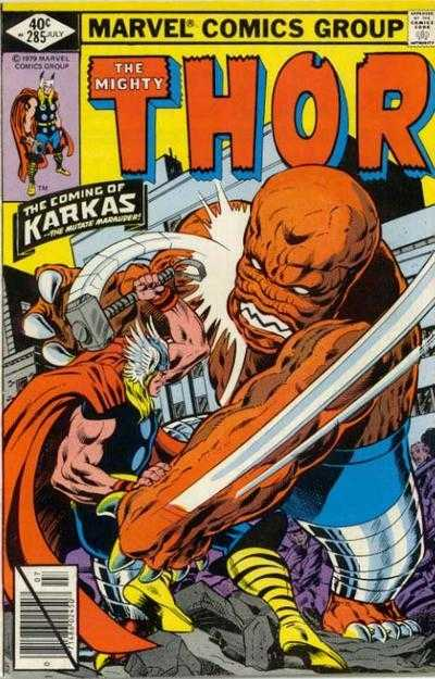 The Mighty Thor #285