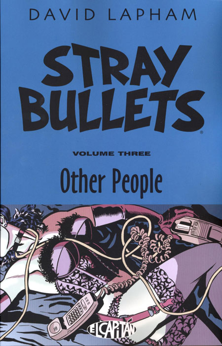 Stray Bullets Vol. 3: Other People TP