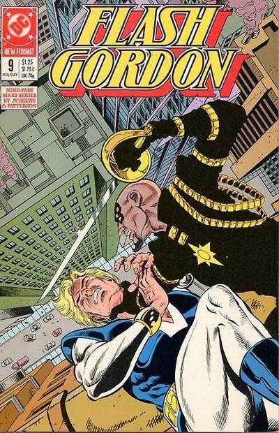Flash Gordon #9