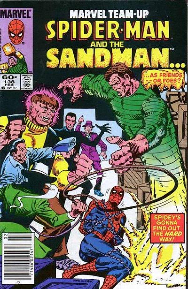 Marvel Team-Up #138