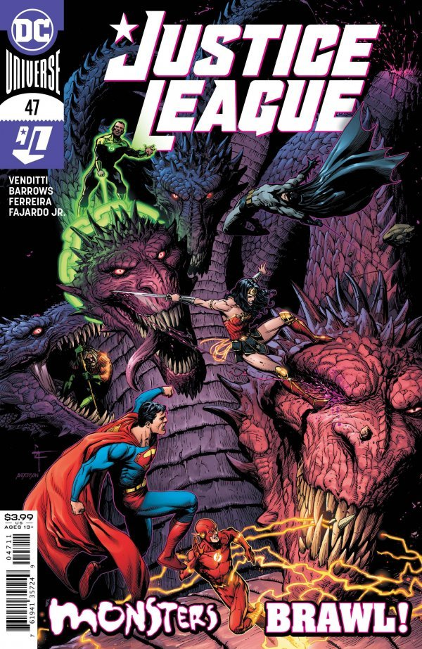 Justice League #47
