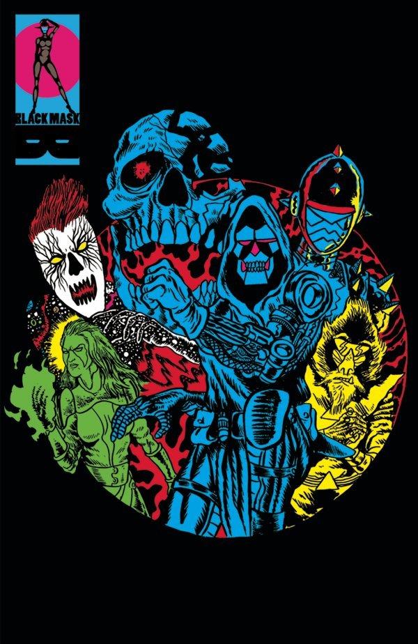 Space Riders: Vortex of Darkness #3