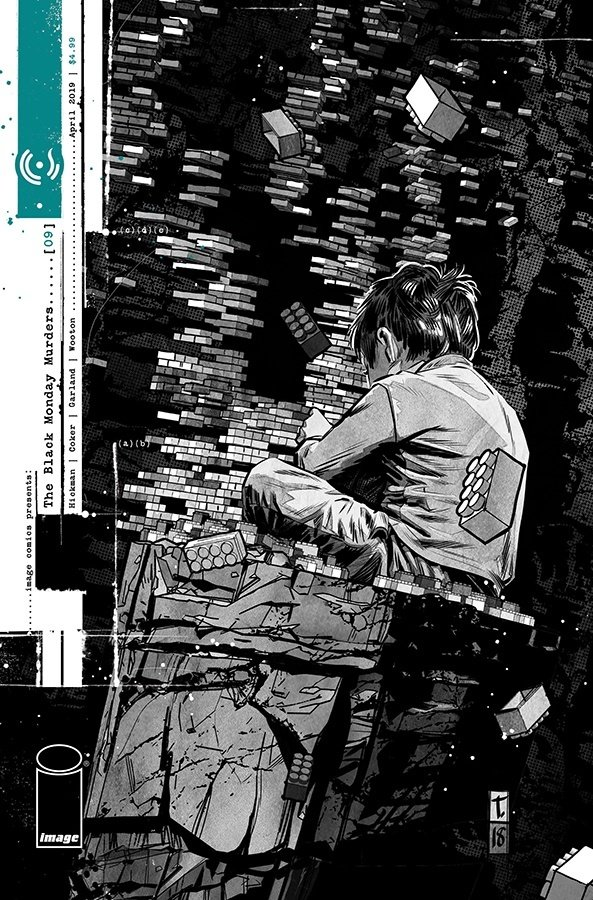 The Black Monday Murders #9