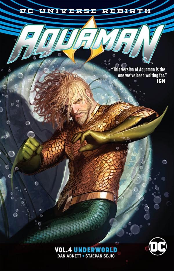 Aquaman Vol. 4: Underworld TP