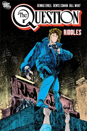 The Question Vol. 5: Riddles TP
