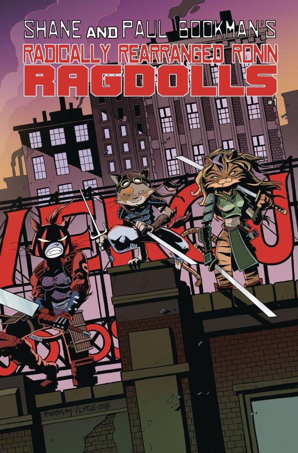 Radically Rearranged Ronin Ragdolls #1 review