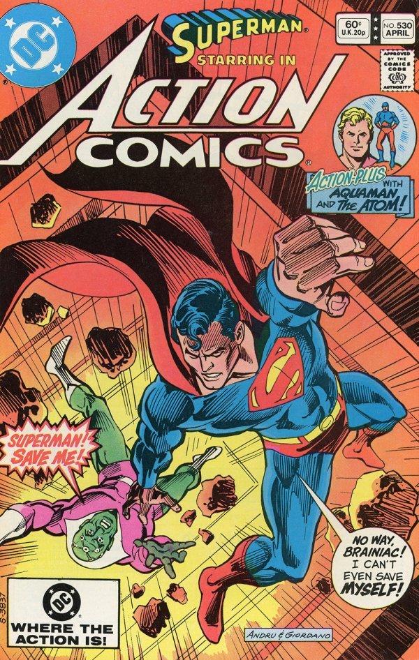 Action Comics #530