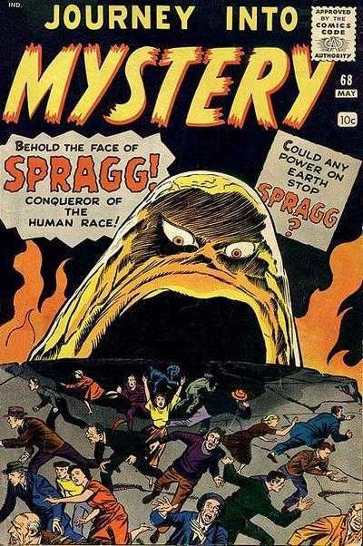 Journey into Mystery #68