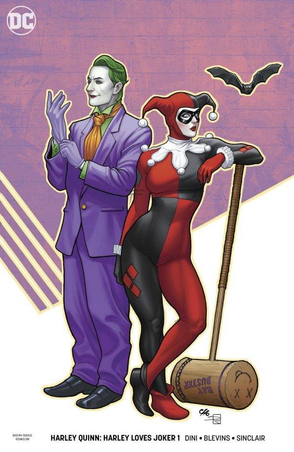 Harley Quinn: Harley Loves Joker #1