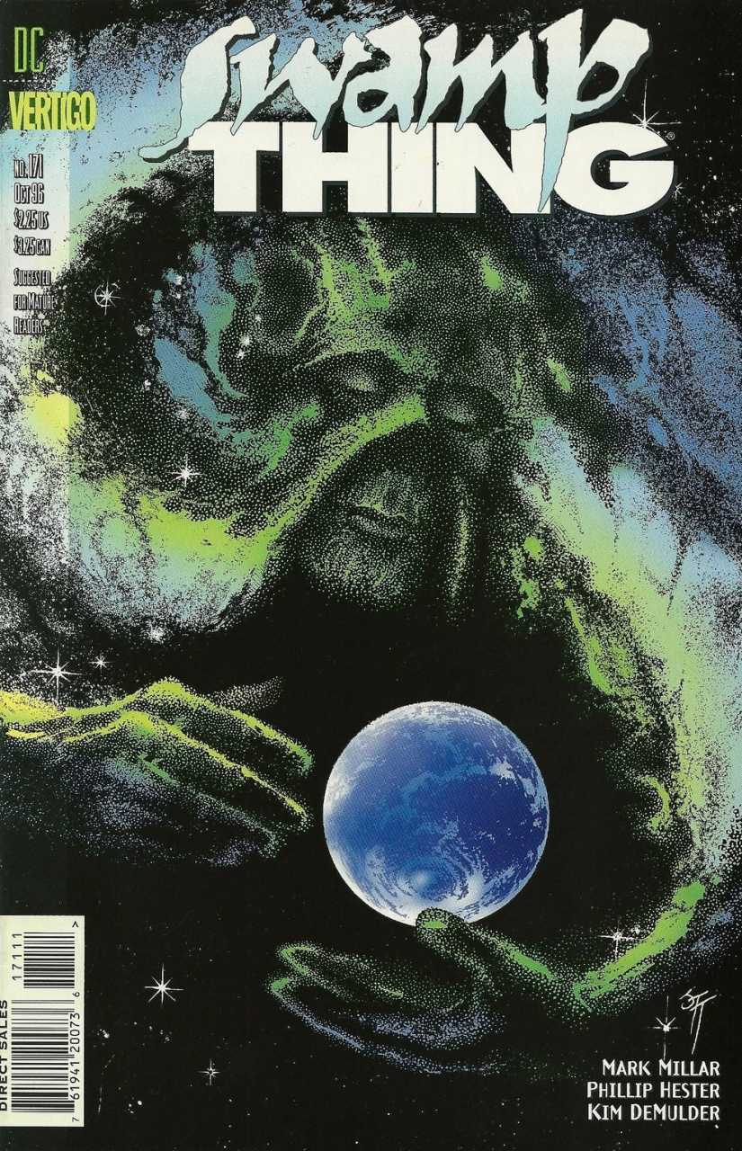 The Saga of the Swamp Thing #171