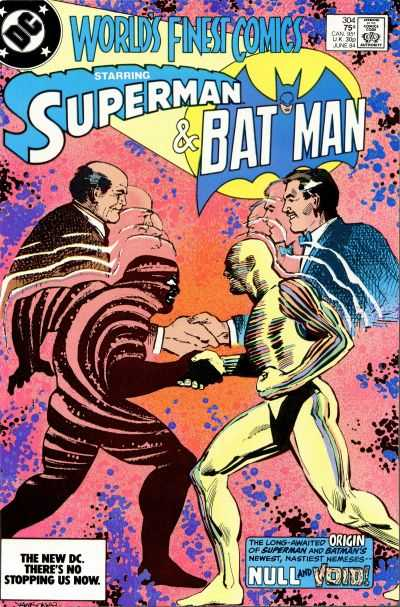 World's Finest Comics #304