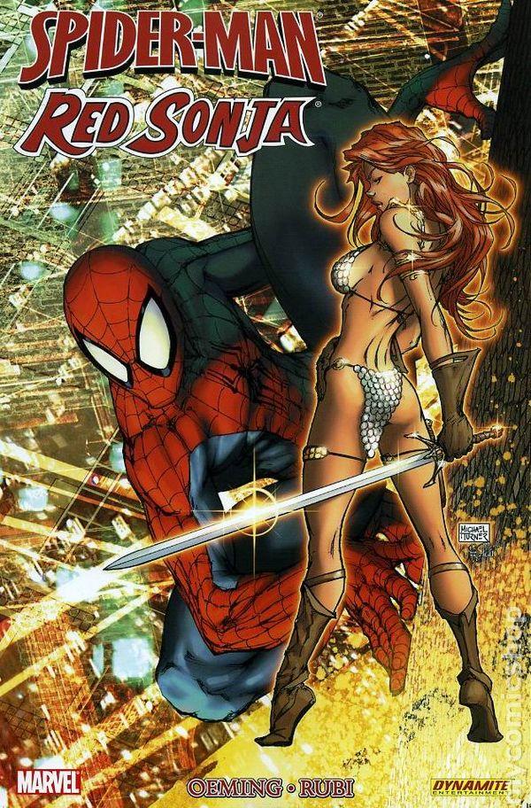 Spider-Man / Red Sonja HC