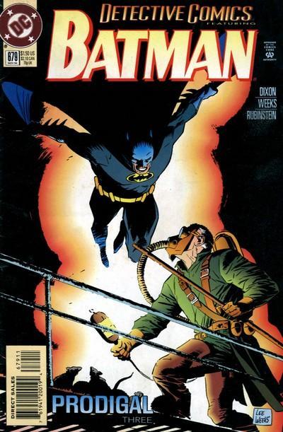 Detective Comics #679