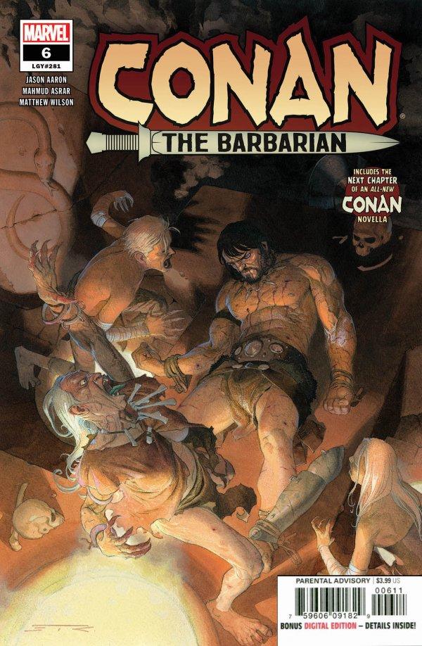 Conan the Barbarian #6