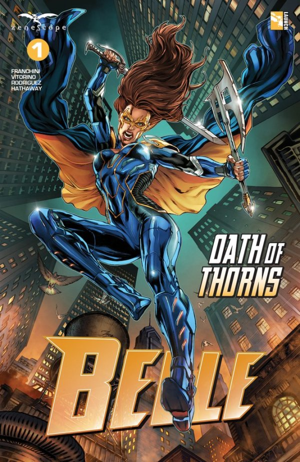 Belle: Oath Of Thorns #1