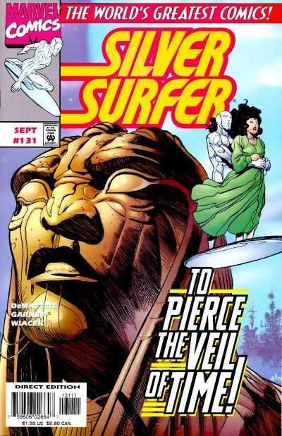 Silver Surfer #131