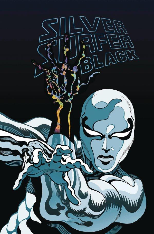 Silver Surfer: Black Treasury Edition TP