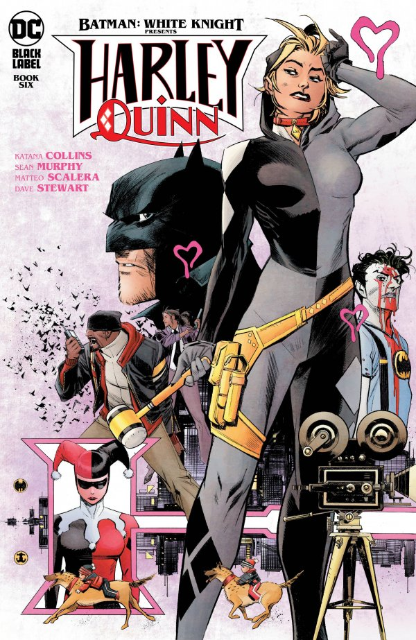 Batman: White Knight Presents Harley Quinn #6