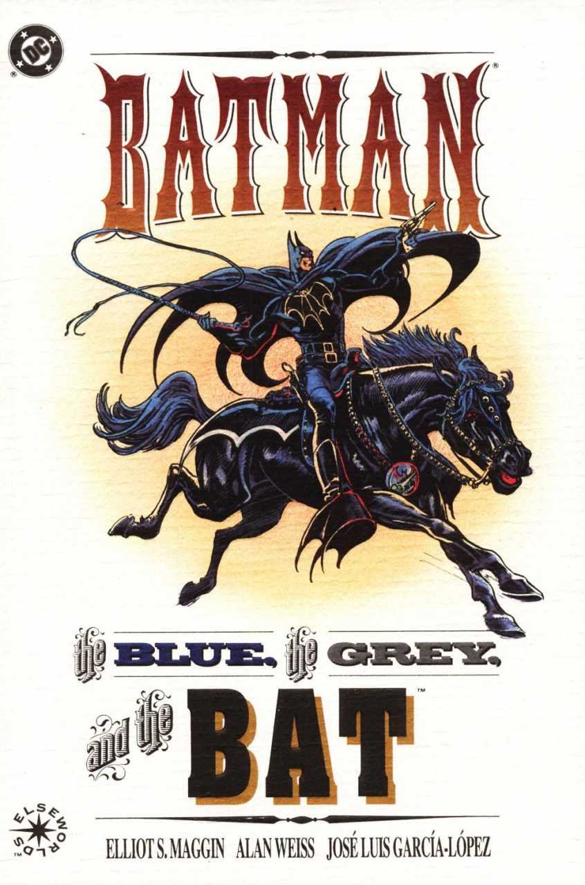 Batman: The Blue, the Grey, and the Bat #1