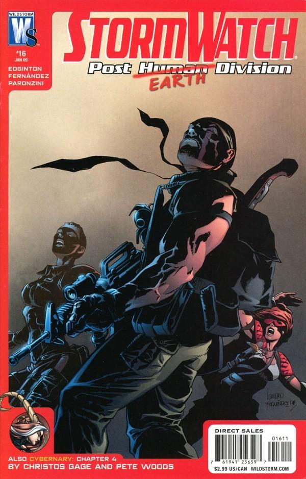 Stormwatch: P.H.D. #16