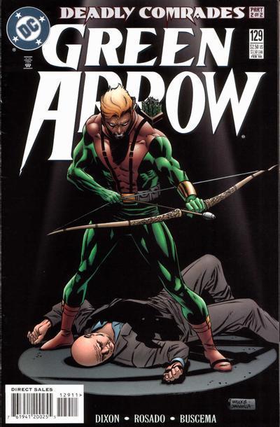 Green Arrow #129