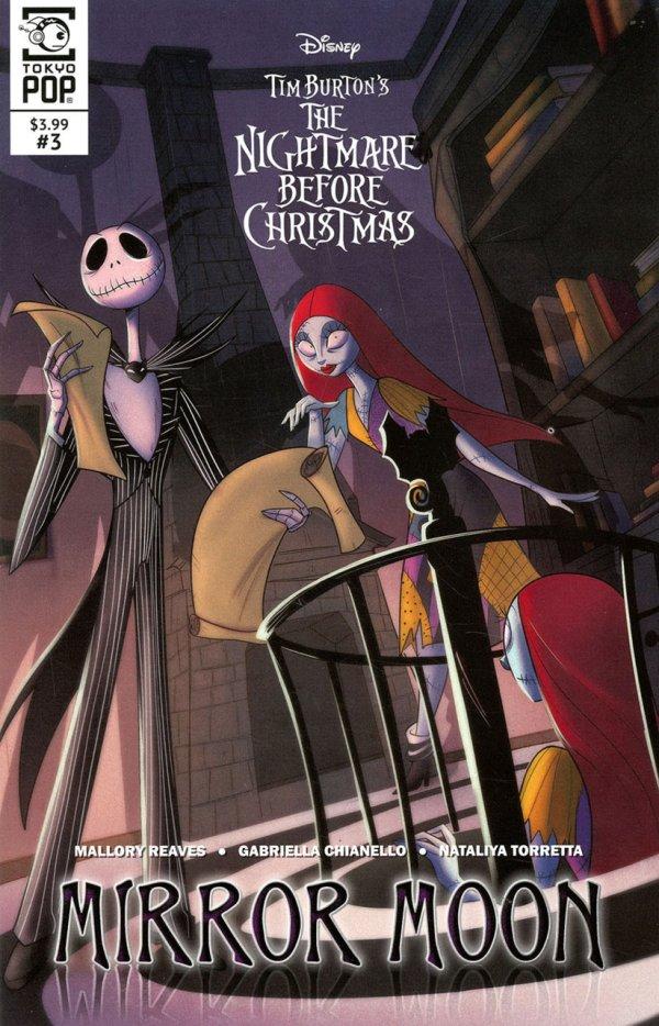 Nightmare Before Christmas: Mirror Moon #3