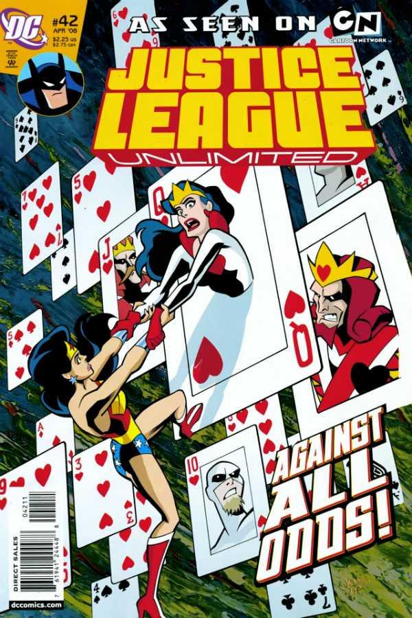 Justice League Unlimited #42