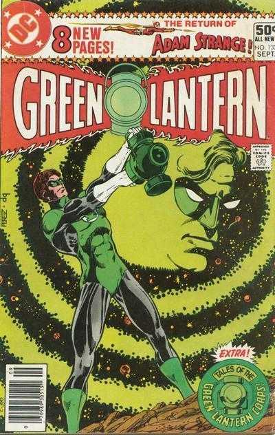 Green Lantern #132
