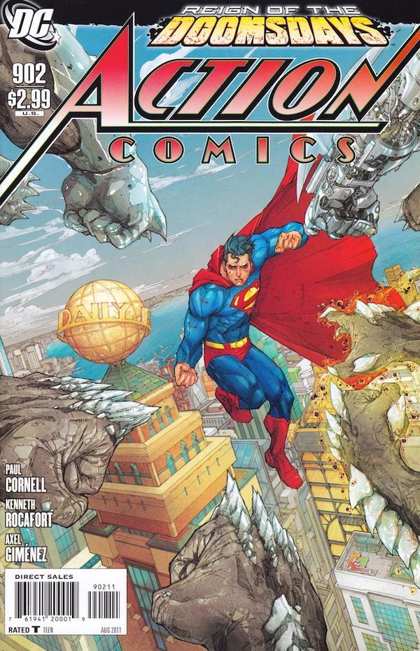 Action Comics #902