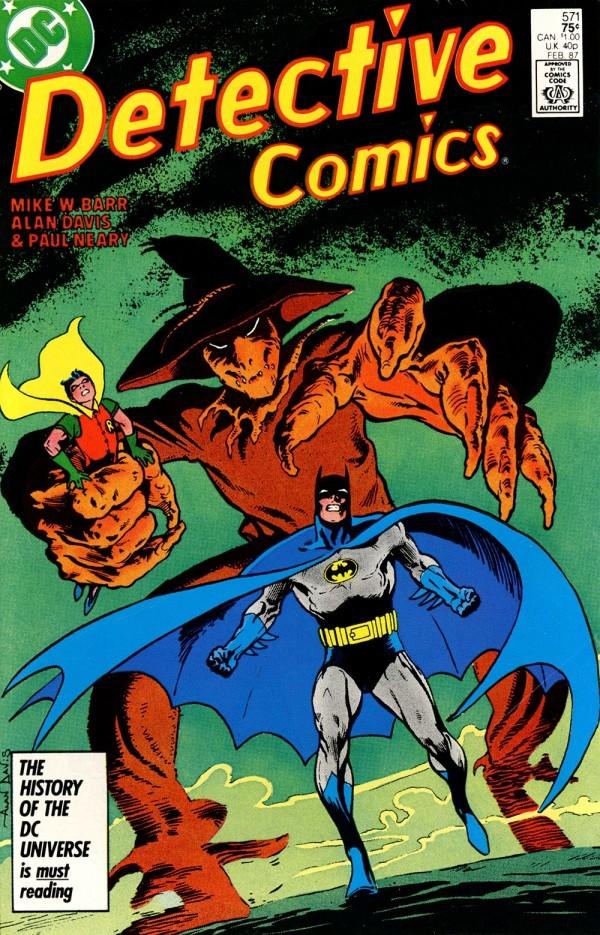 Detective Comics #571