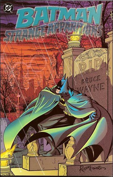 Batman: Strange Apparitions TP