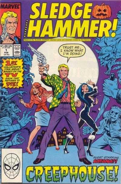 Sledge Hammer! #1