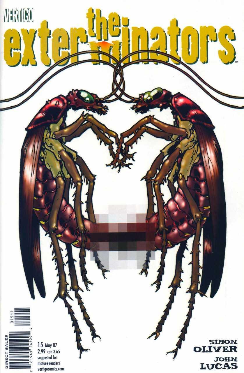 The Exterminators #15